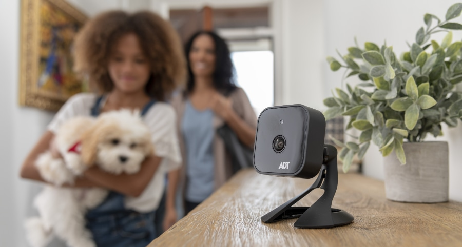 Yakima home security camera